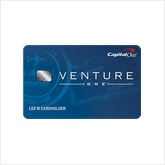 Capital one venture one benefits