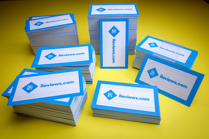 The Best Business Card Service for 2017 Reviews