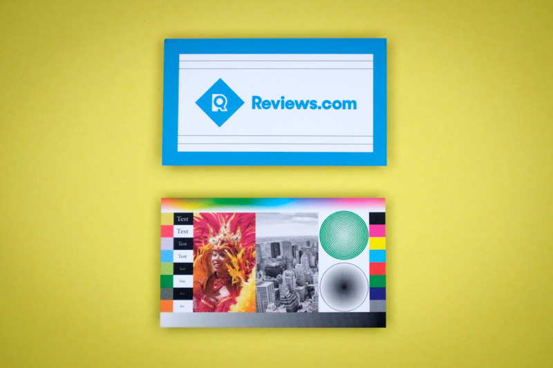 Test Image for Business Card Printing