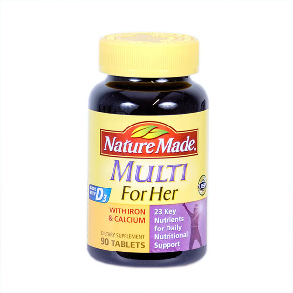 Nature Made Daily Multivitamin