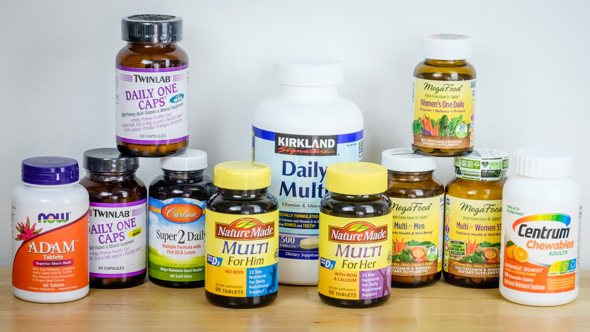 Group Image for Multivitamins