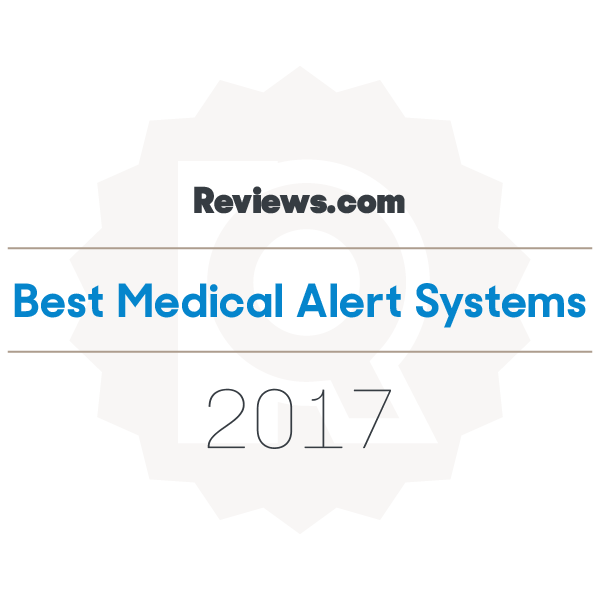 Review's Best Medical Alert Badge