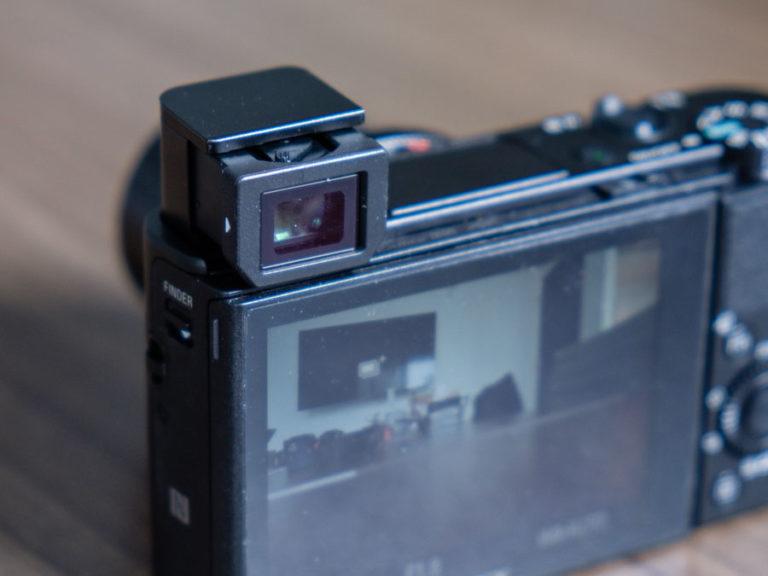 Sony Viewfinder for Digital Camera
