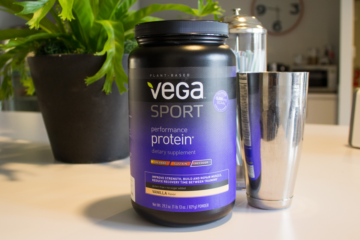 Vega sport protein powder reviews