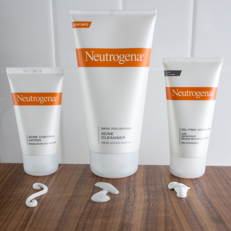 Neutrogena Product Shot