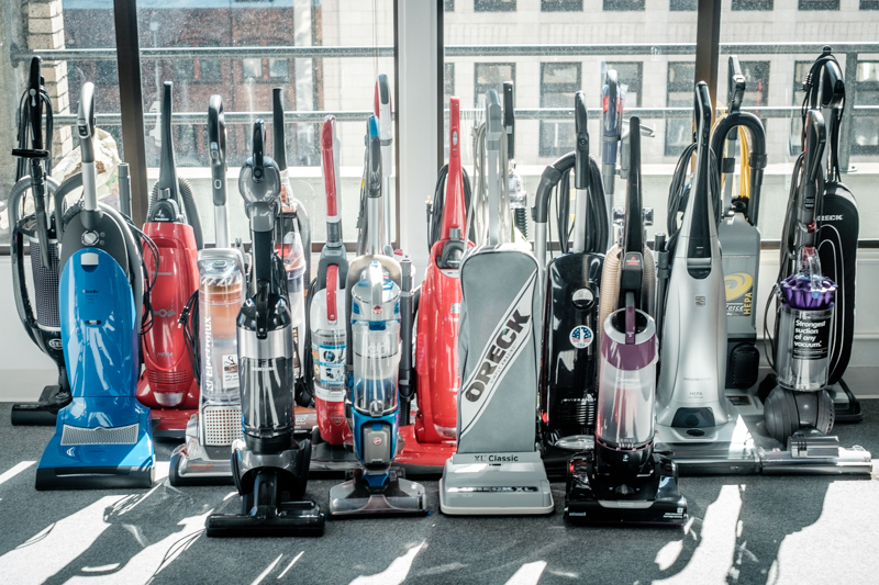 How We Found The Best Vacuums