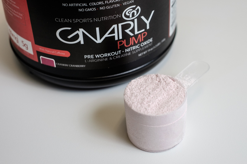 Gnarly for Pre-Workout Supplements