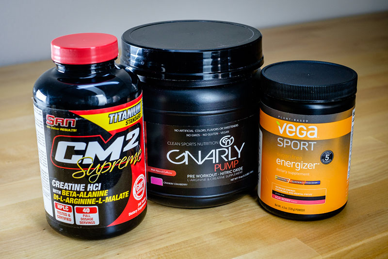 The Best Pre Workout Supplements Of 2019 Reviews Com