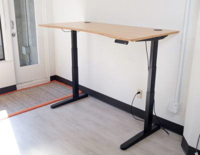 best website a81c9 170d0 The Best Standing Desks for 2019 | Reviews.com