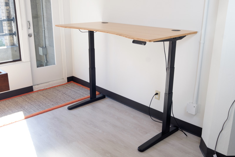 Marvelous The Best Standing Desks For 2019 Reviews Com Home Remodeling Inspirations Propsscottssportslandcom