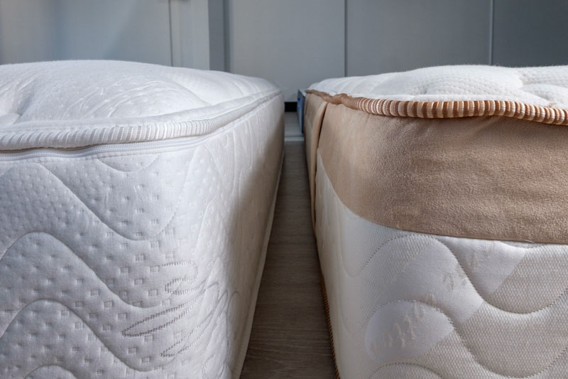 pillow top comparison for best mattress