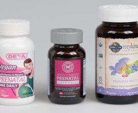 The Best Prenatal Vitamins