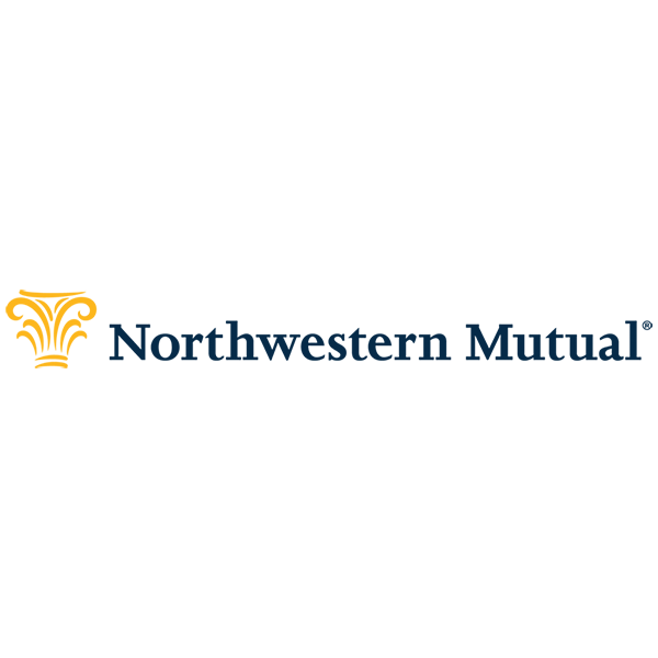 Logo for Northwestern Mutual for Whole Life Insurance