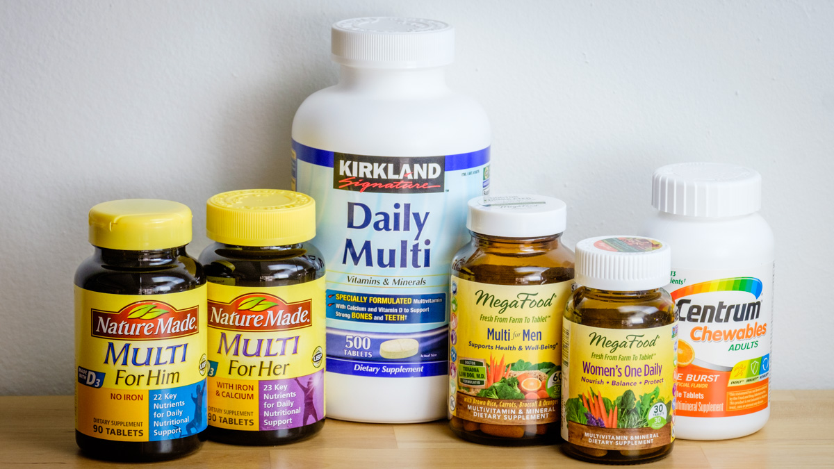 The Best Multivitamin For 2018 Reviews Com