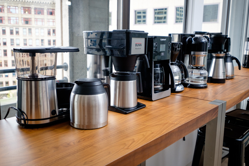 The Best Coffee Makers For 2019 Reviews Com