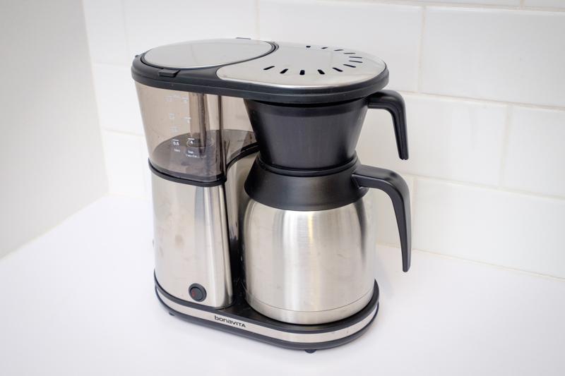 DSCF3214 Best Carafe Coffee Maker Top  Best Thermal Coffee Carafes