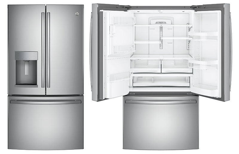 Product photos of GFE28GSKSS Refrigerator