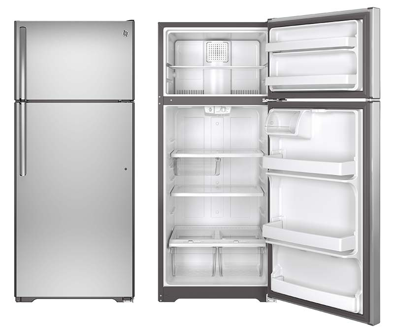 Product Images for GTS18GSHSS Refrigerator