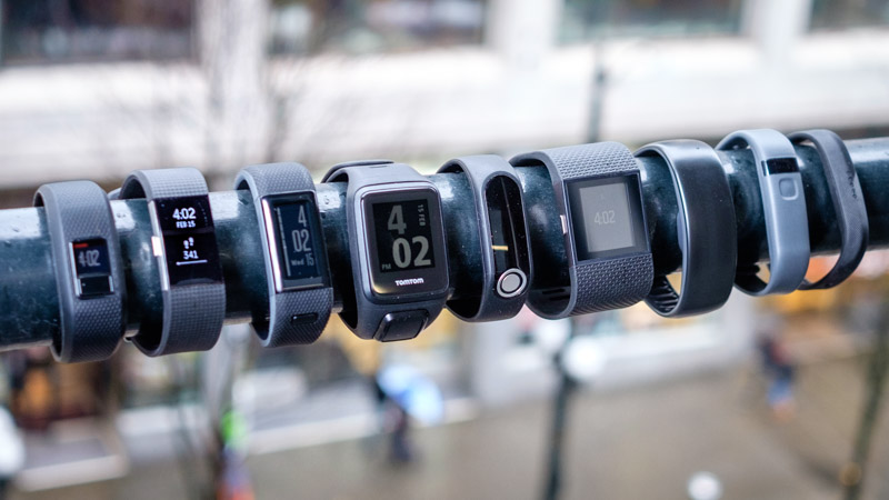 The Best Fitness Tracker for 2018 - Reviews.com