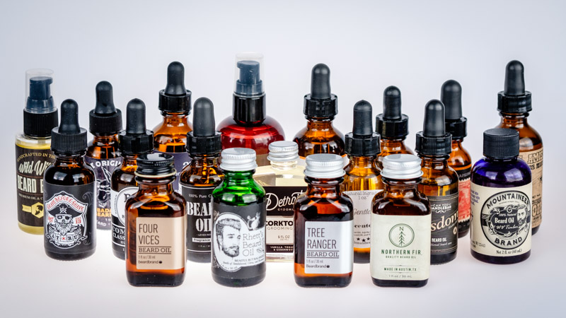 Make Your Beard Softer By Lying Oil Frequently