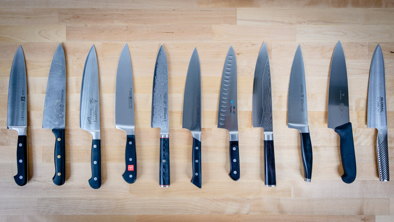Knives For Kitchen Use | The Best Chef Knives For 2018 Reviews Com