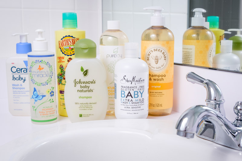 The Best Baby Shampoo For 2019 Reviews Com