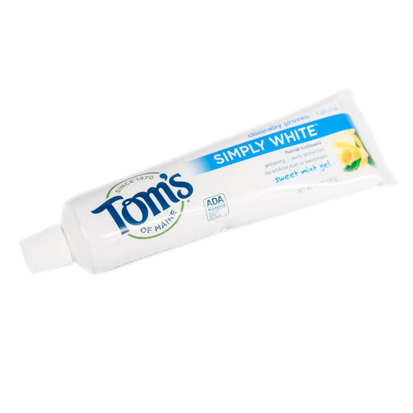 Best Natural Sensitive Toothpaste