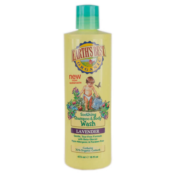 9b076657c462 The Best Baby Shampoo for 2019