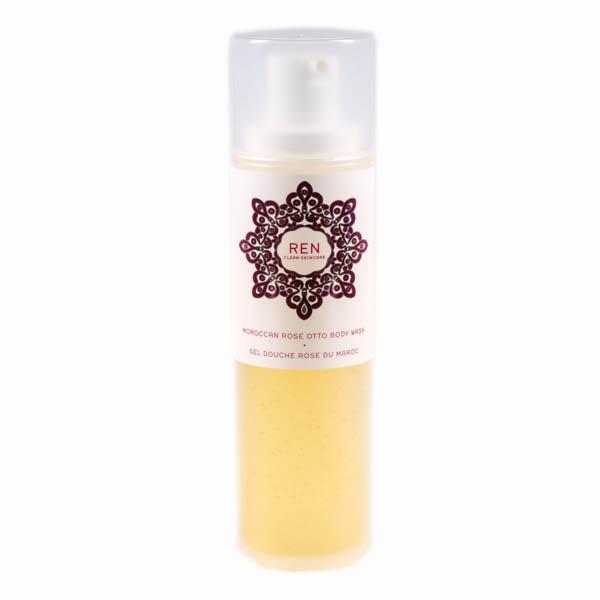 51e7a0358dd Best Scent for Women. REN Moroccan Rose Otto Body Wash