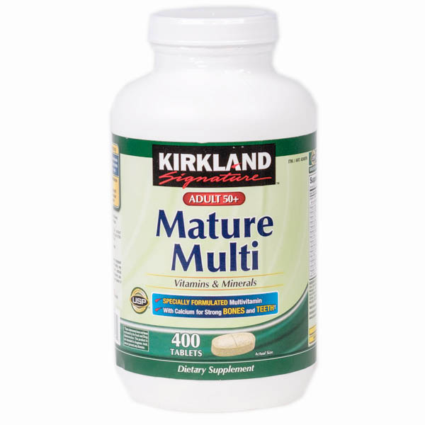 Kirkland Signature™ Adults 50+ Mature Multi