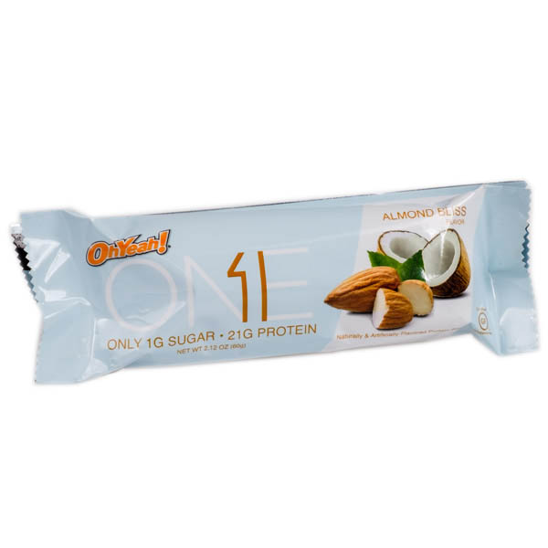 Nutrition ONE Bars Almond Bliss