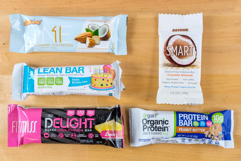 The Best Protein Bars For 2019 Reviews Com