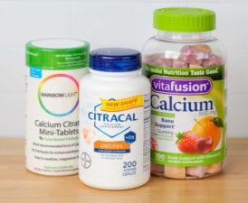 The Best Calcium Supplements