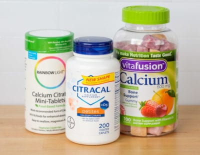 The Best Calcium Supplements