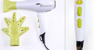 DevaCurl Collage2 for Hair Dryer