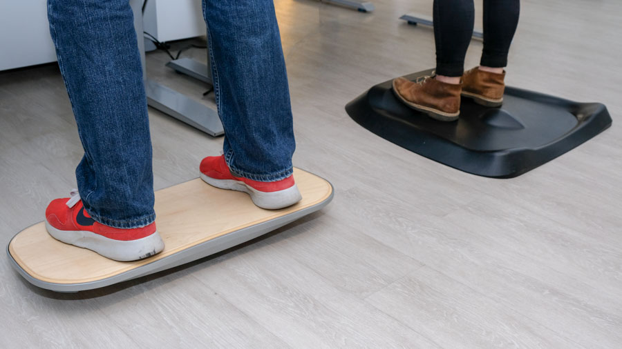 The Best Standing Desk Mat For 2019 Reviews Com