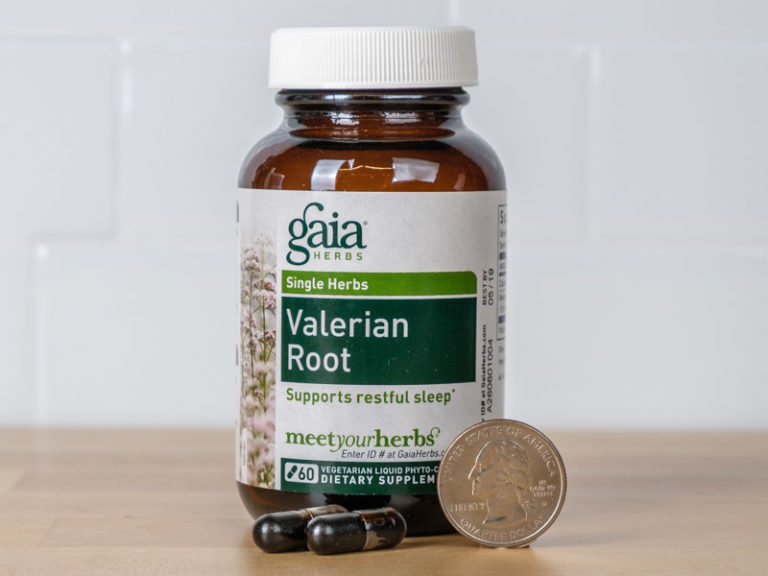 Gaia Herbs Close-Up for Sleep Aid