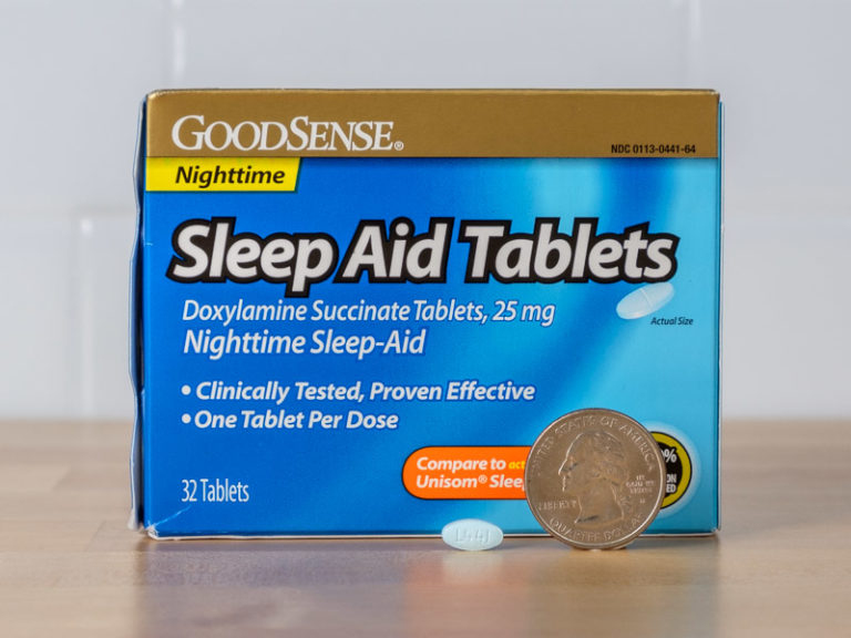 GoodSense Close-Up for Sleep Aid