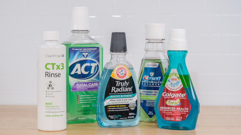 The Best Mouthwash For 2018 Reviews Com