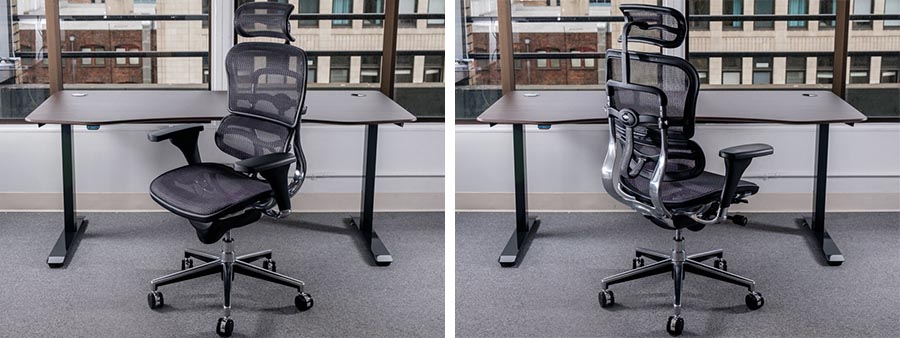 Ergohuman Lets You Easily Un And Remove The Armrests For Ustructed Twisting Or A Wider Sitter Other Brands Like Both Steelcase Chairs