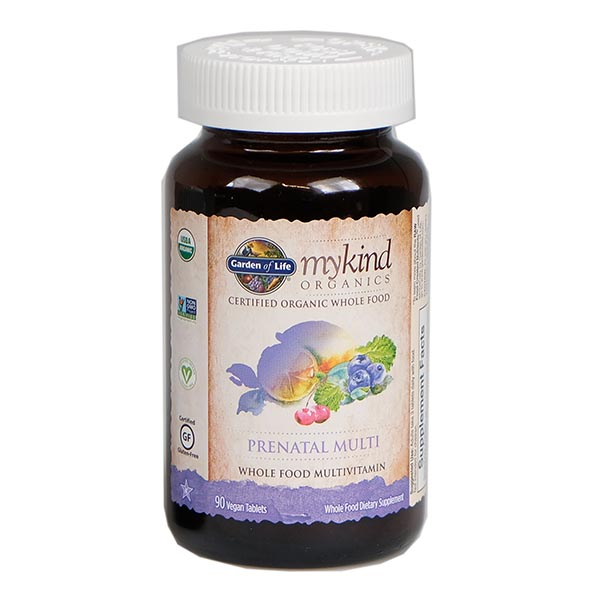 best food based check price garden of life mykind organics prenatal - Garden Of Life Prenatal