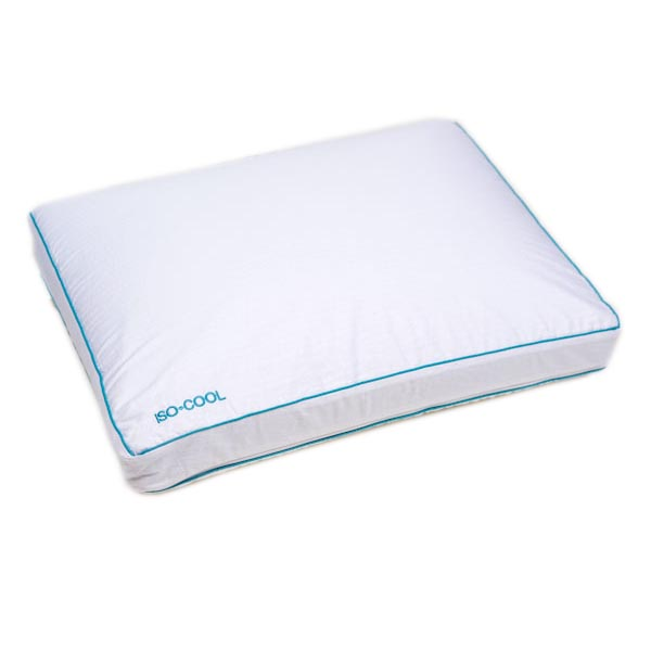 Iso-Cool Memory Foam Pillow