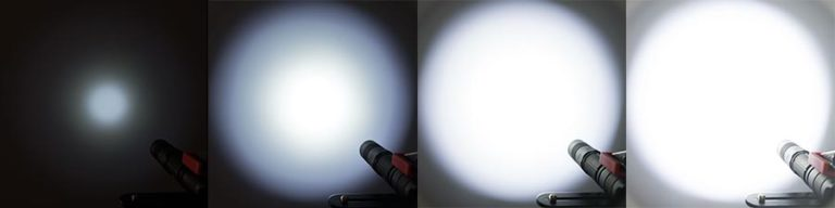 Nitecore Collage for Flashlight