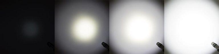 ThruNite Collage for Flashlight