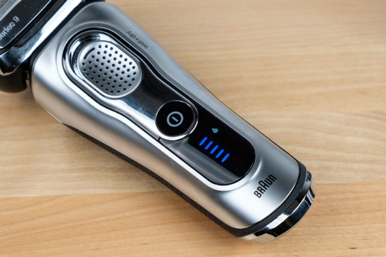 Braun Series 9 Meters for Electric Razor