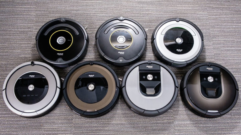 Finalists for Roomba Vacuum