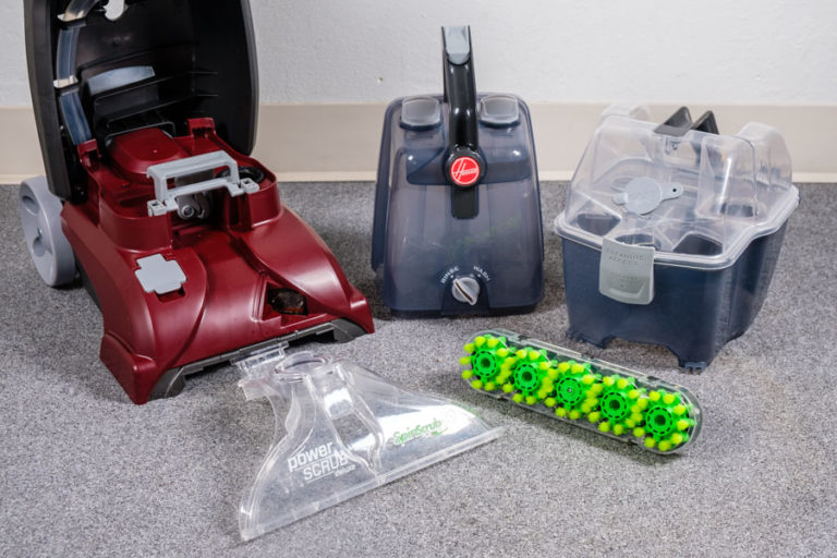 Power Scrub Parts for Carpet Cleaner