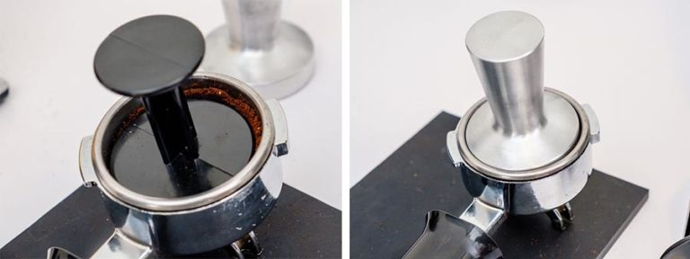 Tamp Comparison for Espresso Machine