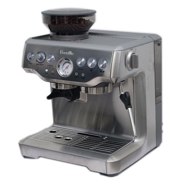 The Best Espresso Machine For 2019 Reviews Com