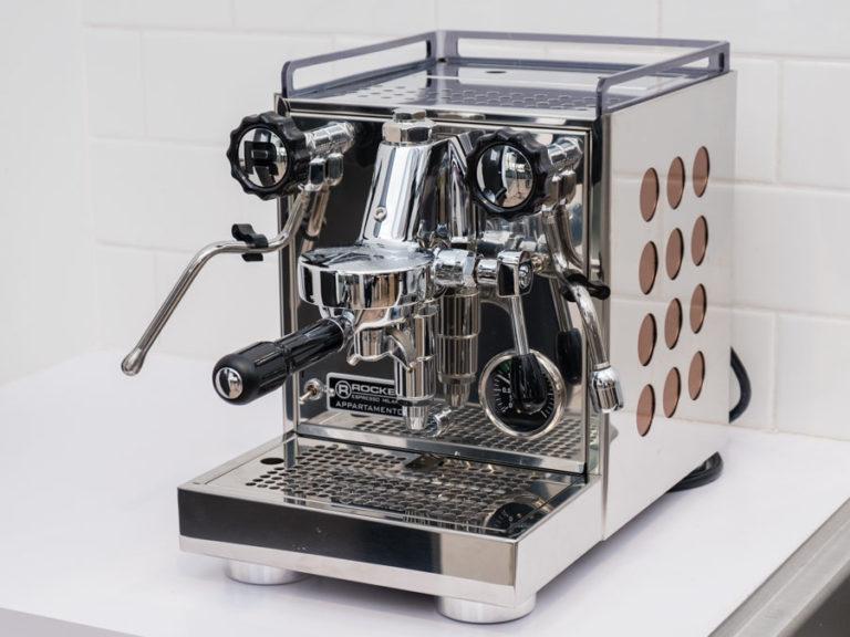 The Best Espresso Machine For 2018 Reviews Com